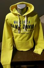 CAMP DAVID KAPUZENPULLOVER GELB GR.3xl DIETER  BOHLEN LIMITED EDITION 2016 NEU