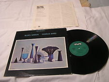 Charlie Byrd Japanese Import LP with Insert-BLUE SONATA