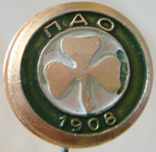 Panathinaikos FC Vintage Club crest type badge Stick pin 20mm x 20mm