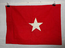 flag678 WW2 Issue Set of 1, 2 & 3 Star US Army Generals Car flags
