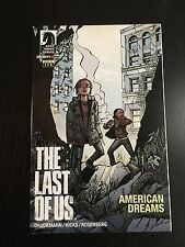 The Last Of Us #1 1st Print Limited Edition Variant - Pristine NM/MT copy! 2013