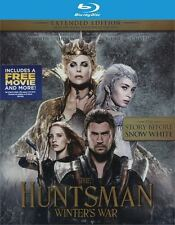 THE HUNTSMAN: WINTER'S WAR****BLU-RAY****REGION FREE****NEW & SEALED