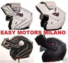 CASCO APRIBILE MOTO SCOOTER ATV MODULARE MODULARI INTEGRALE BMW F800 GS R1200 GS