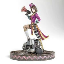 Borderlands 2 Mad Moxxi Statue Gearbox Claptrap Figure Pre Sequel Purple Costume