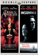 Devil's Advocate / Insomnia (Double Feature) by Various