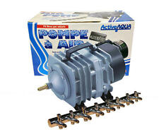 Active Aqua Commercial Air Pump 70L Liter per Minute 8 Outlets