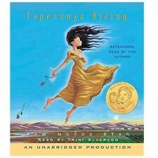 Esperanza Rising by Pam Muñoz Ryan (2007, CD, Unabridged)