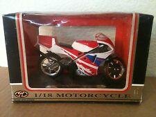MOTORMAX HONDA NSR 250 MOTORCYCLE DIE CAST 1:18