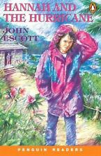 Hannah and the Hurricane (Penguin Readers, EasyStarts)-ExLibrary