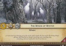 3 x The Winds of Winter AGoT LCG 2.0 Game of Thrones Core set 25