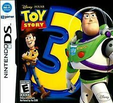 NINTENDO DS Game TOY STORY 3 Disney Pixar COMPLETE DSi 3DS 2DS Lite
