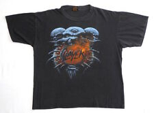 VINTAGE T SHIRT 90's Slayer DIVINE INTERVENTION Concert Tour DEATH EMBRACE 1994