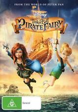 Tinker Bell And The Pirate Fairy (DVD, 2014) *New & Sealed* Region 4