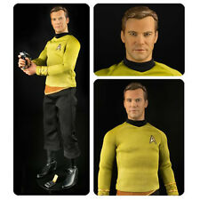Star Trek: TOS ~ Captain Kirk 1:6 Scale Action Figure - by Quantum Mechanix