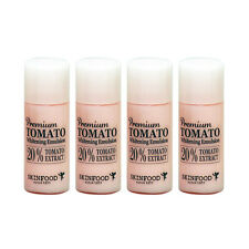 [SKINFOOD] Premium Tomato Whitening Emulsion Samples - 7ml x 4ea