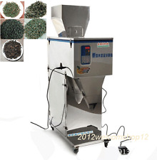 1000G Powder filling machine, weigh filler, vibratory filler for tea,seed,grain