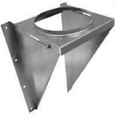 """Selkirk 206430 6"""" 6T-WSK Wood Stove Chimney Pipe Wall Support Kit"""