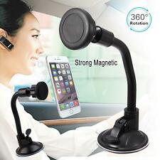 Magnetic Universal Support Cell Phone Car Dash Holder Stand Mount For iPhone DH