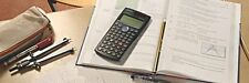 Casio FX-85ES Scientific Calculator Natural Display - Two Way Power