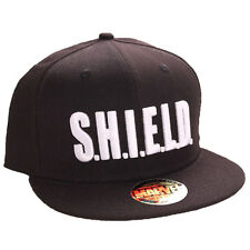 SHIELD OFFICIAL MARVEL AVENGERS SNAPBACK CAP HAT