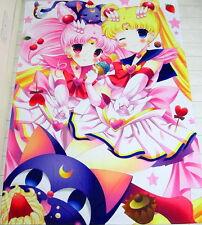 Sailor moon Anime Manga Bettdeckenbezug Bettwäsche 150X220cm Neu