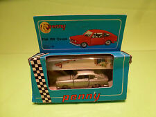 PENNY POLISTIL   1:66  - FIAT 850 COUPE  NO= 30  -  GOOD CONDITION IN BOX