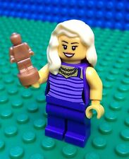 Lego City Town ACTRESS WITH OSCAR Statue Trophy Female Lady Minifig Minifigure