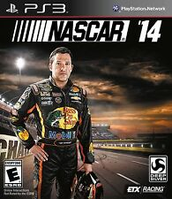PLAYSTATION 3 NASCAR 14 RACING VIDEO GAME - FREE 1ST CLASS SHIPPING NEW