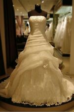 2014-Abiti da Sposa vestito nozze sera wedding evening dress