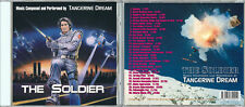 THE SOLDIER (1982) Tangerine Dream LIMITED IMPORT CD OF THE COMPLETE SCORE mint