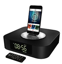 Majority Docking Station Lautsprecher Dock für iPod iPhone 5 5S 5C 6 6+ iPad