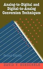 Analog-to-Digital and Digital-to-Analog Conversion Techniques, 2nd Edition