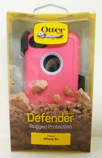 New!! OtterBox Defender Series Case+ Holster belt Clip for iPhone 5/5s Pink