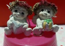 KRISTIN HAYNES DREAMSICLES FIGURINE ( THE BABIES )