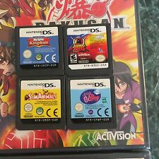 Nintendo DS Games Lot Of 8 Assorted Games 4 NEW 4 USED