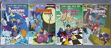 Darkwing Duck Disney's Comics Limited Series Complete 1-4 Full Run Set Lot 1991