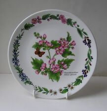 "Royal Worcester  Plate HERBS   Marshmallow (7.25"")"