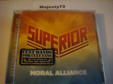 SUPERIOR - Moral Alliance+7 BONUS  Helloween, Gamma Ray, Scanner