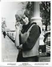 Sue Lloyd original 1965 photo in Westminster London on set The Ipcress File