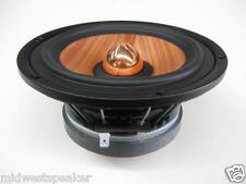 "MW Audio 6.5"" REAL WOOD CONE Hi Fi Woofer *NEW SPEAKER* MW-7065"