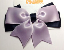 Gymboree European Holiday Line Ponytail Holder NWT Purple Bow Girl Hair Cute
