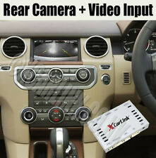 Reverse Rear View Camera Multmedia Interface Land Rover Discovery 4 Jaguar XJ/XF