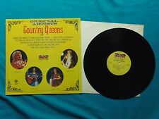 "Country Queens Hits 12"" LP Album 1980 Exact # EX217 VG Dolly Parton, Kitty Wells"