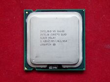 Q6600 - INTEL CORE 2 QUAD SLACR 2.40Hz  8MB  1066MHz  05A SLACR LGA775 TESTED