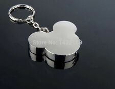 Free Shipping Mickey Mouse Stainless USB Flash Drive Pen Drive Memory Disk 16GB