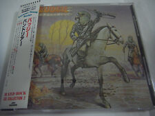 BUDGIE-Bandolier JAPAN 1st.Press w/OBI Black Sabbath Metallica Iron Maiden AC/DC