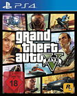 Grand Theft Auto V GTA 5 - PS4 - Playstation 4 - Deutsche Version! NEU OVP