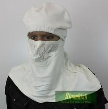 BRITISH & GERMAN / NATO ANTI-FLASH BALACLAVA  HOOD FLAME RESISTANT