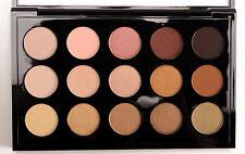 M.A.C  Eyeshadow x15: Warm Neutral Palette BNIB 100% Authentic- MAC