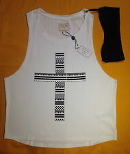 women tank top elevenparis life is a joke eleven paris 100% cotton s